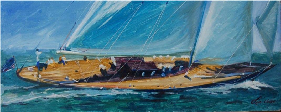 Regata-veleeroo